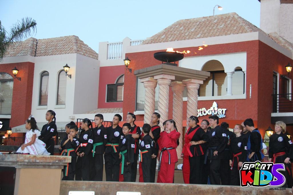 show di nos Reina Infantil di Aruba su carnaval Jaidyleen Tromp den Tang Soo Do - IMG_8538.JPG
