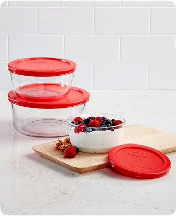 pyrex set