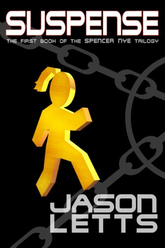 Free ebook: Suspense by Jason Letts