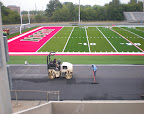 Lawrence North High School - City Wide Resurfacing the New Track