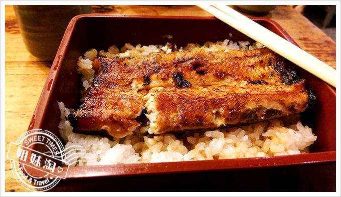 肥前屋-台北最紅的鰻魚飯