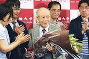 Kabar Duka : Ilmuwan Jepang dan Perintis Lampu LED, Isamu Akasaki Tutup Usia