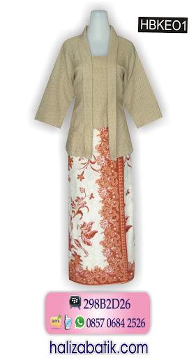 batik baju, busana wanita, contoh batik