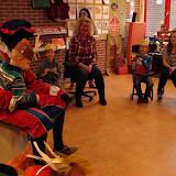Groep OB juf Francisca Sinterklaas