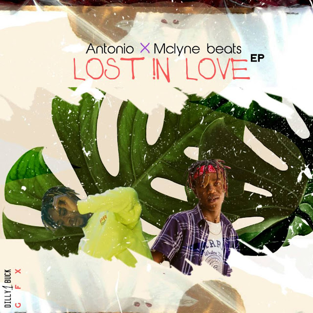 Have you listened Antonio and Mclyne Beatz's Lost In Love EP