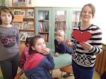 Andrzejki w bibliotece 30.11.2015