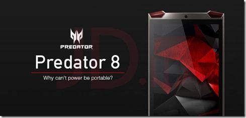 Harga Spesifikasi Acer Predator 8