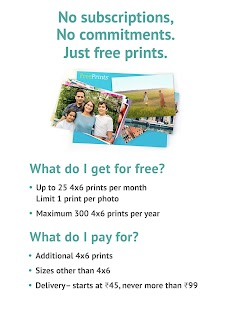 FreePrints – Free Photos Delivered Screenshot