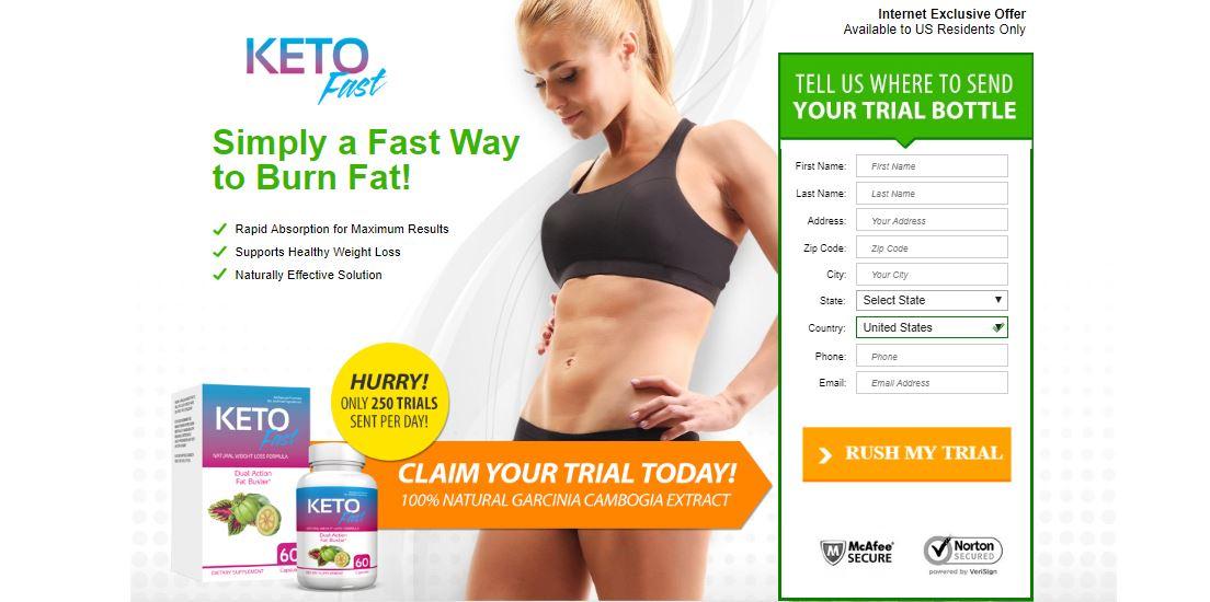 keto fast diet