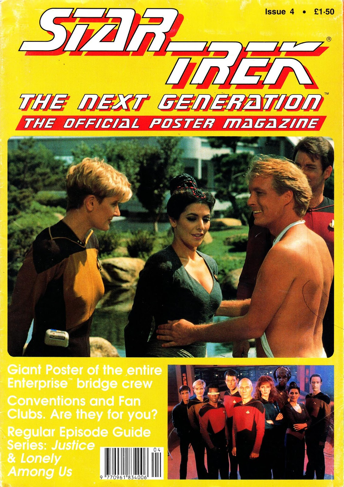 You Might Also Like 1991 STARLOGS STAR TREK