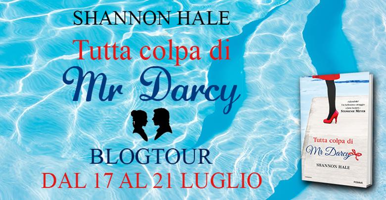 Tutta colpa di Mr Darcy blogtour
