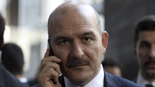 """الاذاعة الألمانية تفتح ملف وزير الداخلية التركي """" سليمان صويلو"""""""