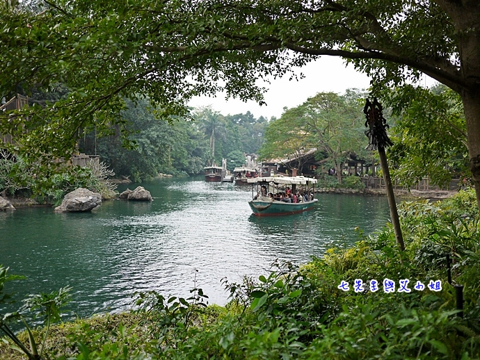14 森林河流之旅