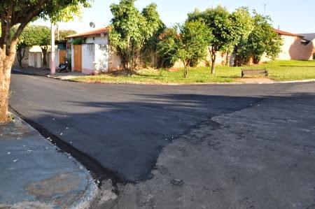 bairro Coronel Araujo