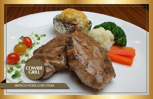 Cowrie Grill Reopens, Celebrates 8th Anniversary With Gift Voucher Promo
