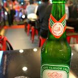 Taiwan beer in Taipei in Taipei, T'ai-pei county, Taiwan