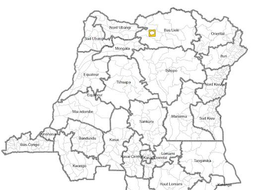 Le virus Ebola refait surface — RDC