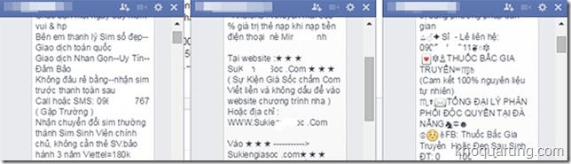 Làm sao để không còn nhận tin rác trên Facebook?