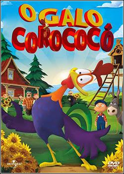 Poster do filme O Galo Corococó