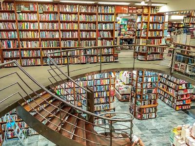 Crônica, Livraria, Leitura, Sonhos, Importância da leitura, Florianópolis