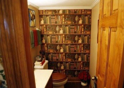 Если в доме нет места для книг... - воздушные замки.