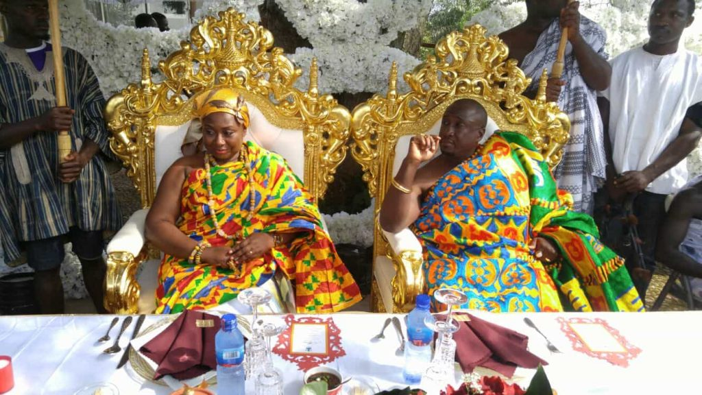 African Traditional Wedding Attire That Will Make You Want To Get Married 1