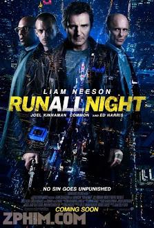 Tẩu Thoát Trong Đêm - Run All Night (2015) Poster
