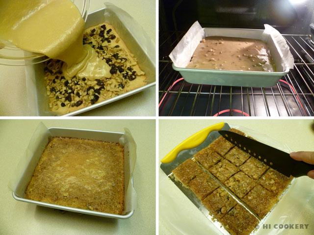 Butter Tart Squares