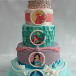 Tiered Disney Princesses 3.JPG