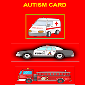 First Responder Autism Card