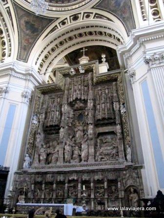 Retablo Mayor de la Basílica del Pilar, Zaragoza