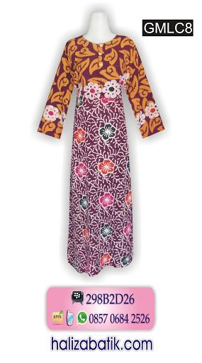 model batik wanita, desain baju batik modern, toko batik online