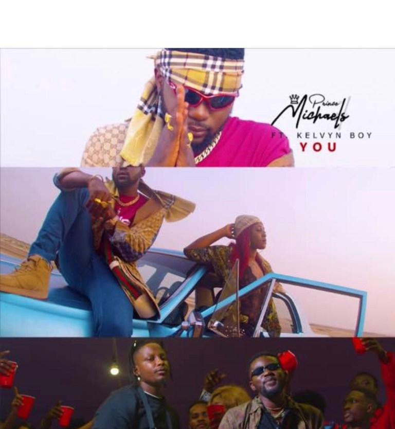 Download Song: Prince Michaels – You feat. Kelvynboy (Produced. by Kelvynboy). Mp3