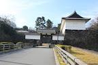 江戸城:清水門(重要文化財)