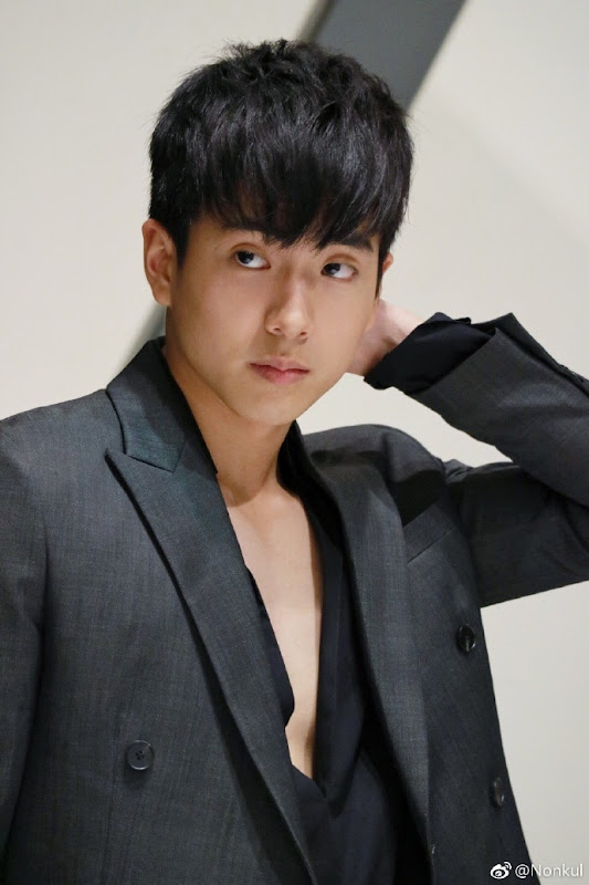 Chanon Santinatornkul Thailand Actor