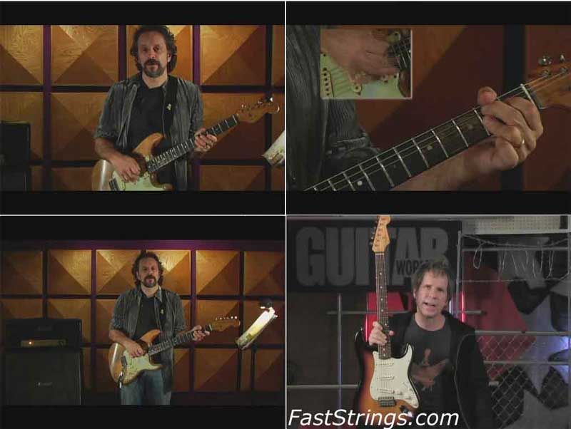 Guitar World - How to Play The Jimi Hendrix Experience's Axis: Bold As Love