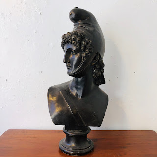 Bronze Bust of Paris
