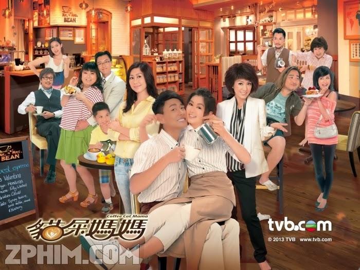 Ảnh trong phim Cafe Hữu Tình - Coffee Cat Mama 1