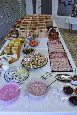Sonntags BrunchSquindo Bäckerei AGMoosleerau