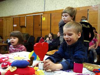 """""""Мать и дитя"""", благотворительный проект Мальтийской Службы Помощи, Санкт-Петербург www.helfenleben.com"""