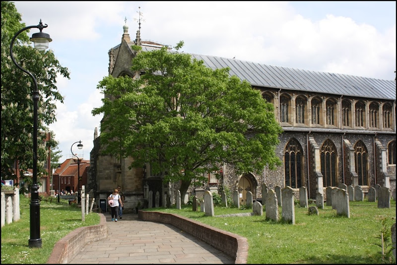 St Stephen's Church, Norwich