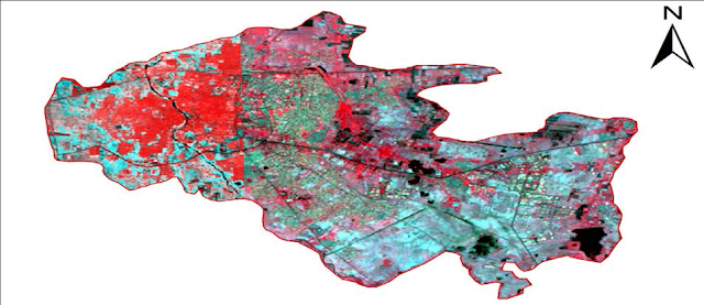 Remote Sensing & GIS Technology applied for the Urban Studies in Akola city, Maharashtra