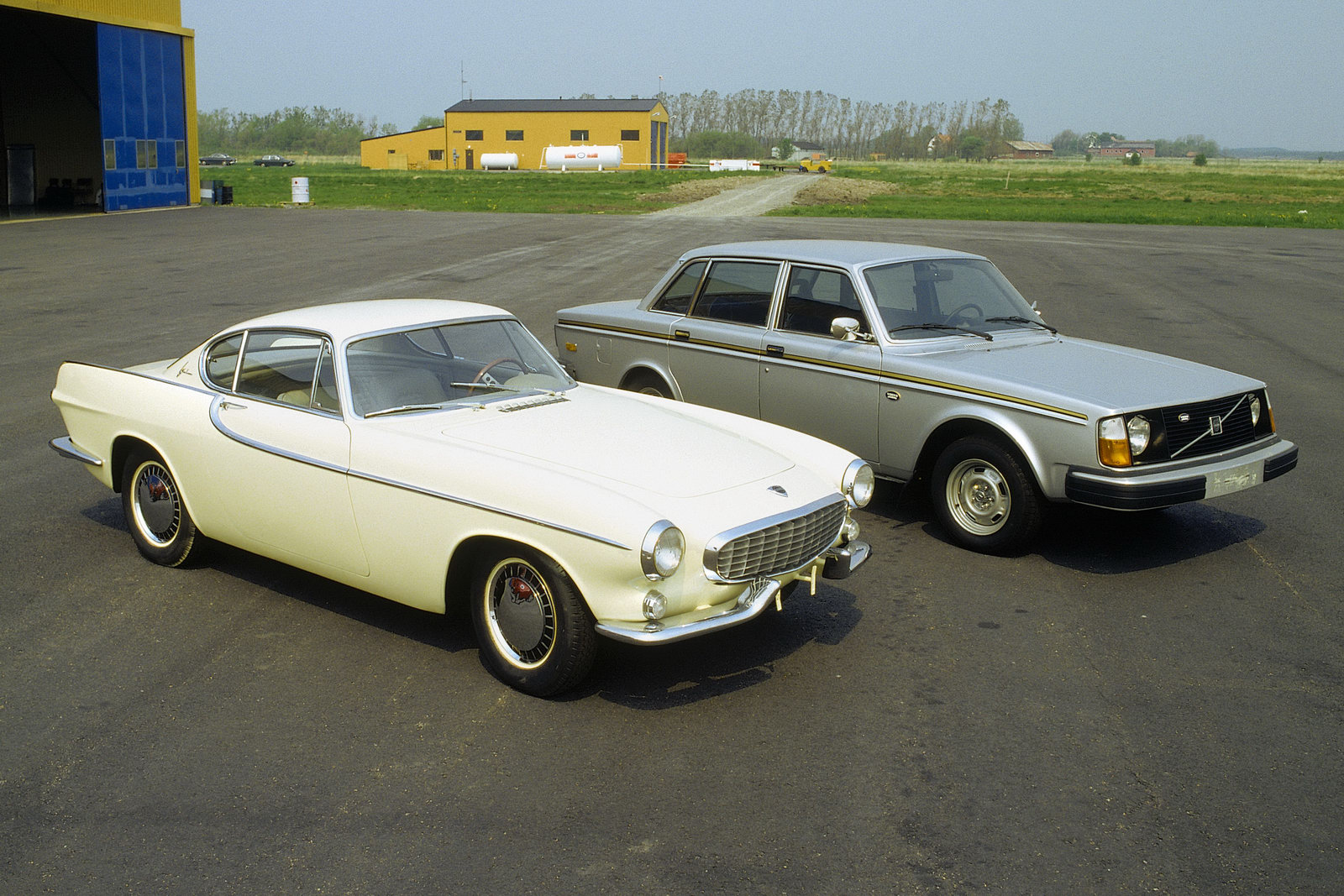 50 Years Of Volvo P