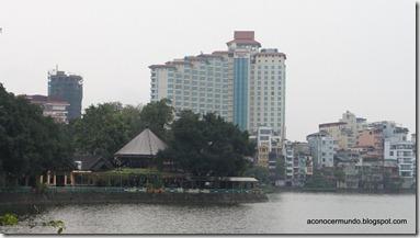 Hanoi. Hotel Sofitel Plaza