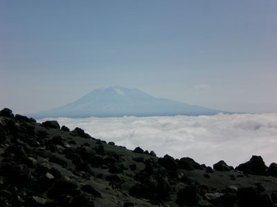 Mount Adams--maybe you are next...