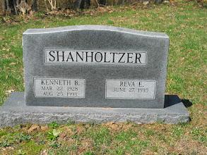 Photo: Shanholtzer, Kenneth B. and Reva E.