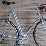 1983 Ouellette Bicycle SN 0622044