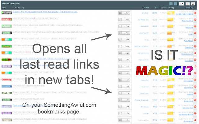 SA Bookmark Opener