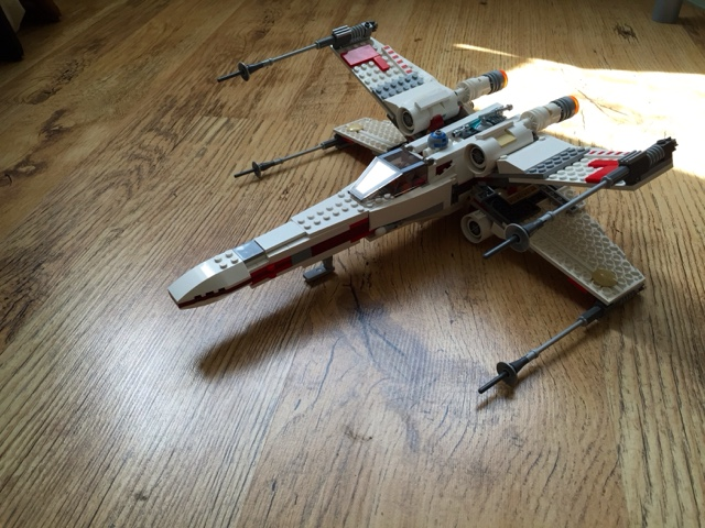 Star Wars Lego X-Wing