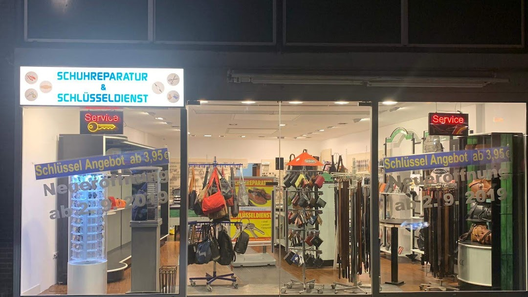 Schuh Reparatur u. Schlüsseldienst Kavlak Mehmet